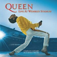 Queen - Live at Wembley Stadium [New CD] Rmst