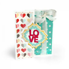 Sizzix CHARMING FLIP-ITS Card Kit - Stephanie Barnard #659639 - FREE SHIPPING