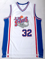 #32 Jimmer Fredette Shanghai Sharks Mens Basketball Jersey White Stitched
