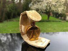 Miniature Rarissime  TOUJOURS TOI de CORDAY - 1950  Etui en tissu - Perfume Mini