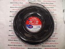 12166  PROFESSIONAL BLACK VORTEX  TRIMMER LINE .105 X 185'  LARGE DONUT