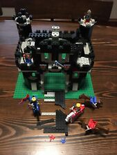 LEGO Vintage 1988 Black Monarch's Castle Knights 6085 Incomplete - 4 MiniFigures