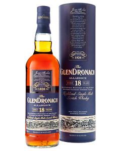 Glendronach 18yo Allardice Single Malt Scotch Whisky - 2017 Bottling