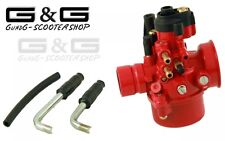carburateur phbn 17,5mm Rouge MINARELLI avec le starter