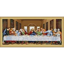 Gobelin Needlepoint Tapestry embroidery Kit The Last Supper Luca-S
