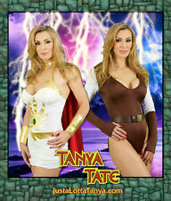 Tanya Tate 8 x 10 She Ra Cosplay Print Signed w/ Your Name Just For You