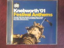 COMPILATION - KNEBWORTH 01 FESTIVAL ANTHEMS. CD.