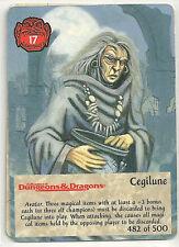 Spellfire 4th Edition Card M/NM 482/500 Cegilune