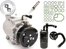 Complete AC A/C Compressor Kit Fits: 03-04 Mercury Marauder 4.6L 1 Year Warranty