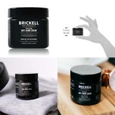 Brickell Men's Revitalizing Anti-Aging Cream For Men, Natural and Organic.