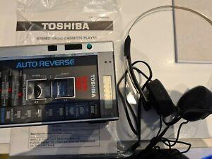 Toshiba Walkman KT-4066 Rarität Neu und unbenutzt Sammlerstück Original verpackt