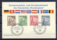 Berlin 106-09 Gedächtniskirche auf Sonderkarte mit SST (fs109)