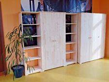 bureau Set complet meubles de bureau penderie classeur bois massif NEUF