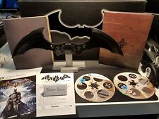 Batman Arkham Asylum Limited Collectors Edition with Batarang replica for PC