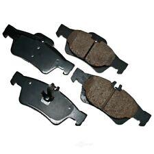Disc Brake Pad Set-Sedan Rear Akebono EUR986