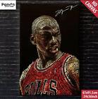 Michael Jordan GOAT - Wall Canvas Print Ultra HD- Size 24x36 - Man Cave Art