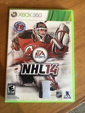 XBOX 360 NHL 14 EA SPORTS 2013 Pre-Owned Video Game Microsoft XBOX 360