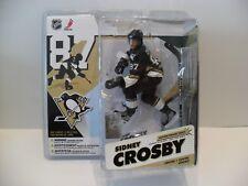 Sidney Crosby Pittsburgh Penguins McFarlane Series 12 ROOKIE FIGURINE! EX Cond.