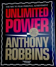 Unlimited Power (Personal Power) by Robbins, Anthony Cassettes with MP3s & bonus