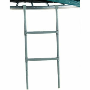 JumpKing 2 Step Removable Trampoline Ladder with Flat Steps  | ACC-LADFS
