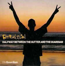 FATBOY SLIM<>HALFWAY BETWEEN GUTTER AND THE GUARDIAN<>PROMO CD ~