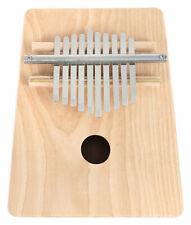 Kalimba 10 Zungen Daumenklavier Ahornholz C-Dur Melodie Daumenpiano Instrument