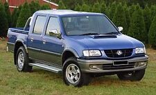 HOLDEN RODEO ISUZU 1988 - 2002 WORKSHOP SERVICE REPAIR MANUAL 4X4 4X2