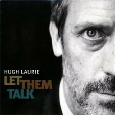 """Hugh Laurie """"Let Them Talk"""" CD NUOVO"""