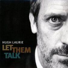 "HUGH LAURIE ""LET THEM TALK"" CD NEU"