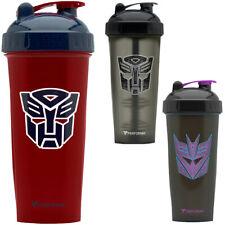 Perfectshaker Performa 28 OZ Transformers Coctelera Botella Taza-Perfecto Gimnasio!