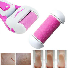Foot Care Callus Scrubber Pedicure Remover Electric Foot Exfoliator Head Useful