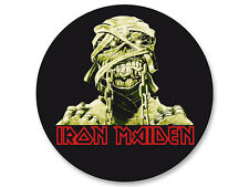 Pin Button Badge Ø38mm Iron Maiden Heavy Metal UK