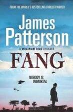 Maximum Ride: Fang: Dystopian Science Fiction,James Patterson- 9780099525288