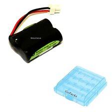 Dect Telefon Akku für AEG Beat 15 Grundig Seen A Withe CR1504 Accu Batterie