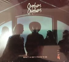 ORPHANS ORPHANS What's A Boy Supposed To Do CD EP Digi Pack Brand New