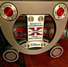 "New listing Scott Cameron Futura X Dual Balance Putter - RH 38"" - Excellent Condition"