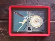 Umbra Rectangular Photo Frame Red 4x6 Inches