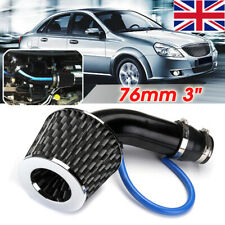 """Universal Car Turbo Cold Air Intake Induction Hose Pipe Kit System & Filter 3.0"""""""