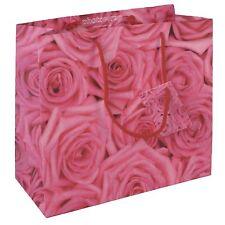 Pink Roses Large Gift Bag