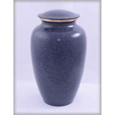 Classic Granite Cremation Urn Memorial Keepsake Brass Adult