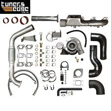 DTS CONVERSION TURBO KIT TOYOTA LAND CRUISER 80 Series 4.2L 1HZ #1HZ DTS