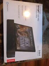 "Lenovo Smart Tab M10 10.1"" HD Tablet (2GB 16GB) + Smart Dock | Black WiFi New"