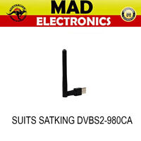 SatKing USB Wireless LAN Dongle TO SUIT SATKING DVBS2-980CA VAST RECEIVER DECODE