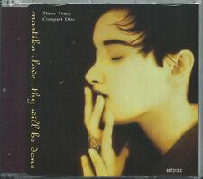 MARTIKA - LOVE THY WILL BE DONE / MI TIERRA/ TEMPTATION 1991 EU CD MARTA MARRERO