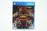 Street Fighter V [Arcade Edition]: Playstation 4 [Brand New] PS4