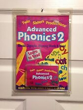 Advanced Phonics 2: Blends, Digraphs, Rhyming Words & More! (with cassette)