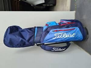 Golf bag titleist stadry waterproofing