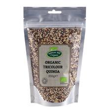 Organic Tricolour Quinoa (White, Red & Black) 350g Certified Organic