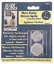 Deslizadores de muebles, almohadillas de fieltro