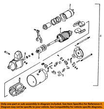 GM OEM-Starter Solenoid 1114531